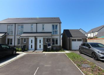 Thumbnail 2 bed end terrace house for sale in Martinet Walk, Weston-Super-Mare