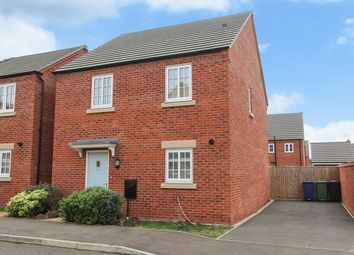 Thumbnail 4 bed detached house for sale in Wheatsheaf Way, Waterbeach, Cambridge