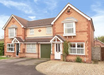 Thumbnail Semi-detached house for sale in Brunstock Beck, Didcot