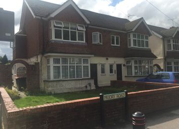 Thumbnail 2 bed flat to rent in Priory Road, Luton, Beds