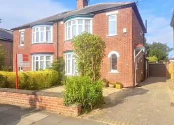 Thumbnail 3 bedroom semi-detached house for sale in Cranford Gardens, Middlesbrough, .