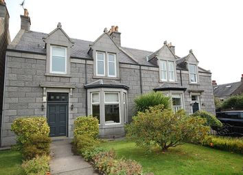Thumbnail 4 bed semi-detached house to rent in Fountainhall Road, Aberdeen