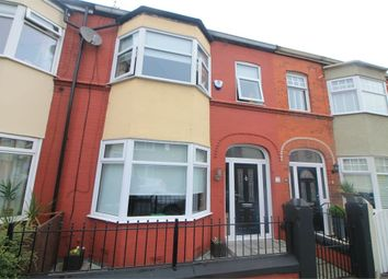 Thumbnail 3 bed terraced house for sale in Milton Road, Waterloo, Liverpool, Merseyside