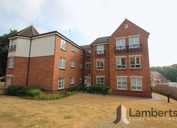 Thumbnail 2 bed flat for sale in Britannia Close, Redditch