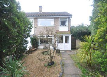 3 bed end terrace house for sale in Park Hill, Church Crookham, Fleet GU52
