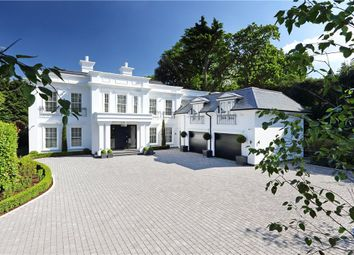 Thumbnail 6 bed detached house for sale in Coombe Ridings, Kingston Hill