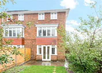 Thumbnail 3 bed end terrace house for sale in Barton Court, Knight Close, Winchester, Hampshire
