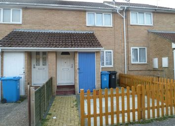 Thumbnail 2 bed terraced house for sale in Monks Way, Bearwood, Bournemouth