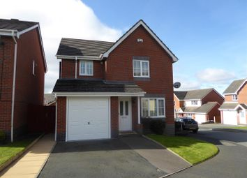 Thumbnail 3 bedroom detached house for sale in Woodside Road, Ketley, Telford
