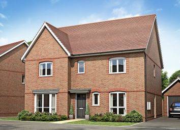 "Thumbnail 4 bedroom detached house for sale in ""Chelworth"" at Hyde End Road, Spencers Wood, Reading"