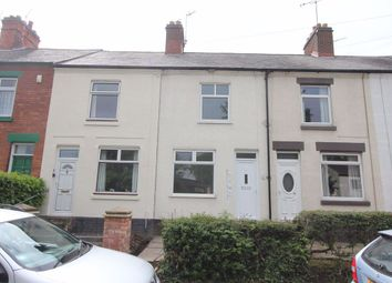 Thumbnail 2 bed terraced house to rent in Mill Street, Barwell, Leicester