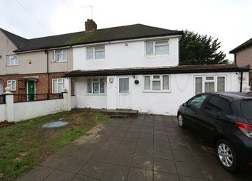 Thumbnail 4 bed end terrace house for sale in West Road, West Drayton, London