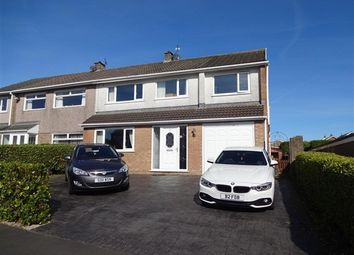 Thumbnail 5 bed property for sale in Kirkstone Crescent, Barrow In Furness