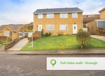 Thumbnail 3 bed semi-detached house for sale in Bincombe Drive, Crewkerne