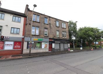 Thumbnail 2 bedroom flat for sale in Glasgow Road, Clydebank