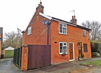 Thumbnail 2 bed semi-detached house for sale in Old Ipswich Road, Claydon, Ipswich