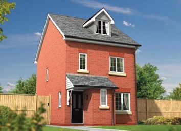 Thumbnail 4 bed detached house for sale in Red House Gardens, Bolton Road, Blackburn