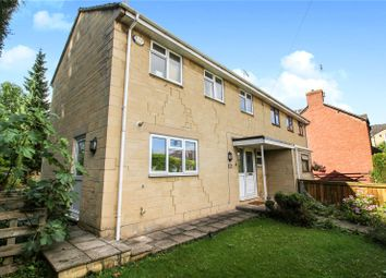 Thumbnail 3 bed semi-detached house to rent in Chesterton Lane, Cirencester