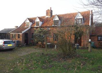 Thumbnail 4 bedroom detached house for sale in Rendlesham, Woodbridge, Suffolk