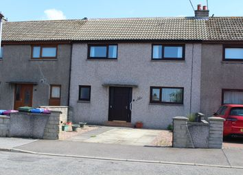 Thumbnail 3 bed terraced house for sale in Mckenzie Road, Buckie
