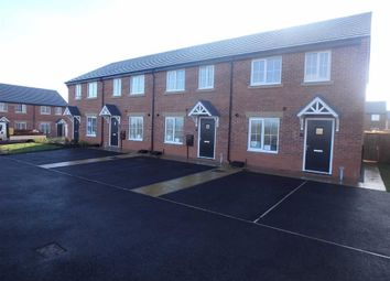 Thumbnail 2 bed mews house for sale in Wellington Green, Churton Road, Farndon, Chester