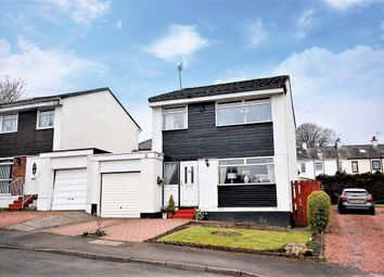 Thumbnail 3 bed detached house for sale in Aboyne Drive, Thornly Park, Paisley, Renfrewshire