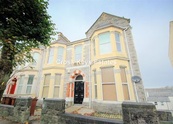Thumbnail 1 bed flat for sale in Houndiscombe Road, Mutley, Plymouth