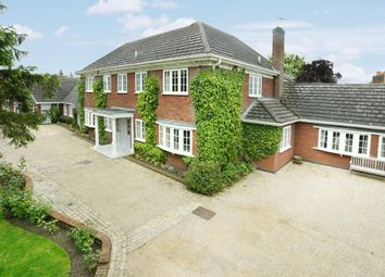 Thumbnail 6 bed property for sale in Wibtoft, Lutterworth