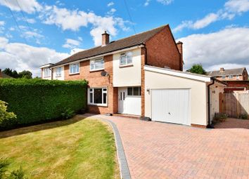 Thumbnail 3 bed semi-detached house for sale in Pilley Road, Tupsley, Hereford