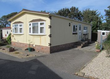Thumbnail 2 bedroom mobile/park home for sale in Rosewarne Park (Ref 5405), Camborne, Cornwall