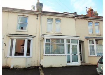 Thumbnail 3 bed terraced house for sale in Felix Road, Gosport