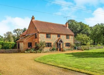 Thumbnail 6 bed detached house for sale in The Street, Ridlington, North Walsham, Norfolk