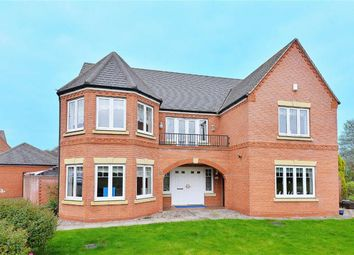 Thumbnail 5 bed detached house for sale in Blakeman Way, Lichfield, Staffordshire
