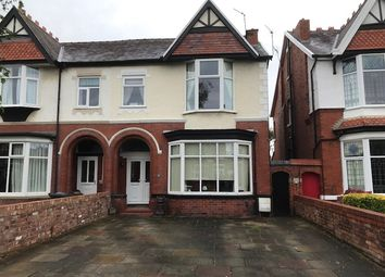 Thumbnail 2 bed flat to rent in Wennington Road, Southport
