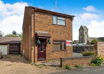 Thumbnail 2 bedroom detached house for sale in Back Lane, Eye, Peterborough, Cambridgeshire