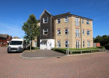 Thumbnail 2 bedroom flat for sale in Chaucer Grove, Exeter