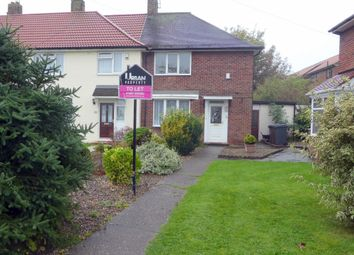 Thumbnail 2 bedroom end terrace house to rent in Tedworth Road, Hull, East Riding Of Yorkshire