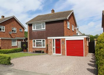 Thumbnail 3 bed detached house for sale in Randall Close, Newark
