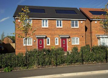 Thumbnail 3 bedroom semi-detached house to rent in Blackberry Lane, Stockport