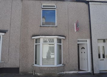 Thumbnail 2 bed terraced house for sale in Gilbert Street, Holyhead