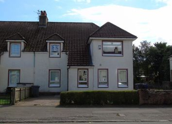 Thumbnail 3 bed flat to rent in Hillview Road, Elderslie, Johnstone