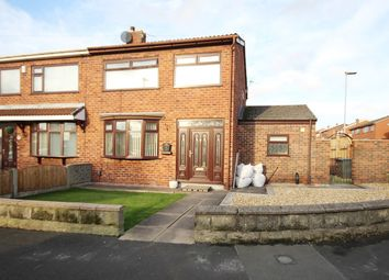 Thumbnail 4 bed semi-detached house for sale in Alder Avenue, Ashton-In-Makerfield, Wigan