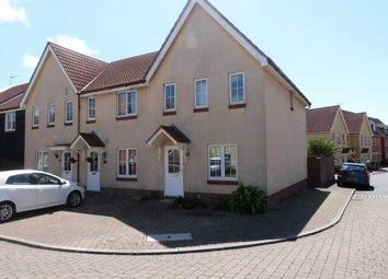 Thumbnail 3 bedroom semi-detached house to rent in Spindler Close, Kesgrave, Ipswich