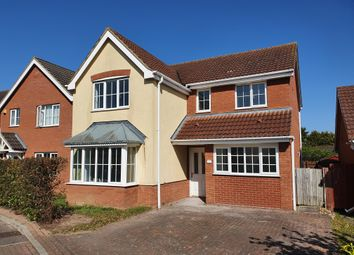 Thumbnail 5 bed detached house to rent in Bladewater Road, Norwich