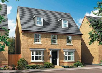 "Thumbnail 5 bed detached house for sale in ""Emerson"" at Birmingham Road, Bromsgrove"