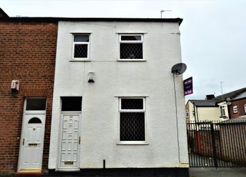Thumbnail 3 bed end terrace house for sale in Vernon Street, Leigh