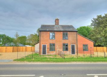 Thumbnail 2 bed semi-detached house for sale in Norwich Road, Beccles
