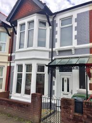 Thumbnail 3 bedroom terraced house for sale in Australia Road, Gabalfa, Cardiff