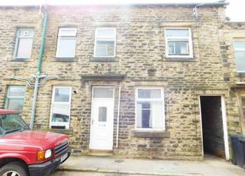 Thumbnail 3 bed terraced house for sale in George Street, Hebden Bridge, West Yorkshire