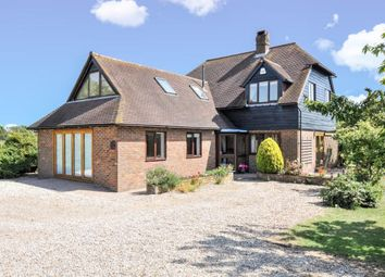 Thumbnail 4 bed detached house to rent in Folkestone Road, East Guldeford, Nr Rye